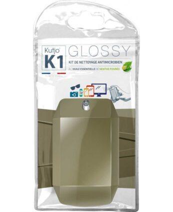 Glossy Kaki – Spray Nettoyant Ecran 15ml